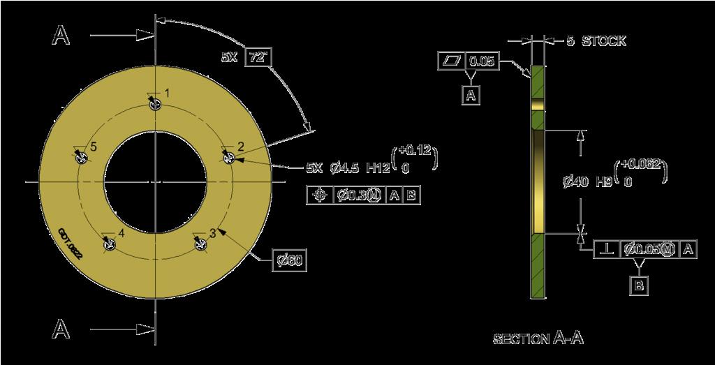 TOTM.1604 - GDT.0822.0 Disk Dwg