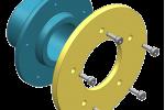 TOTM.1604-GDT.0820.1 Disk assy